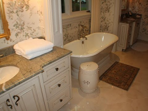 Country Style Bathroom Vanities