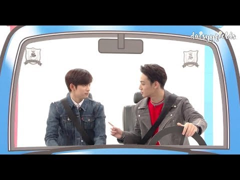 [ENG] 171108 GOT7 Korean Class: JJ Project out for a drive