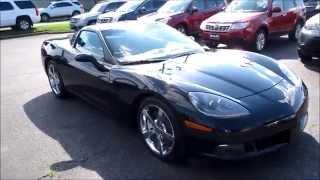 2008 Chevrolet Corvette LT Z51 Walkaround, Start up, Exhaust, Tour and Overview
