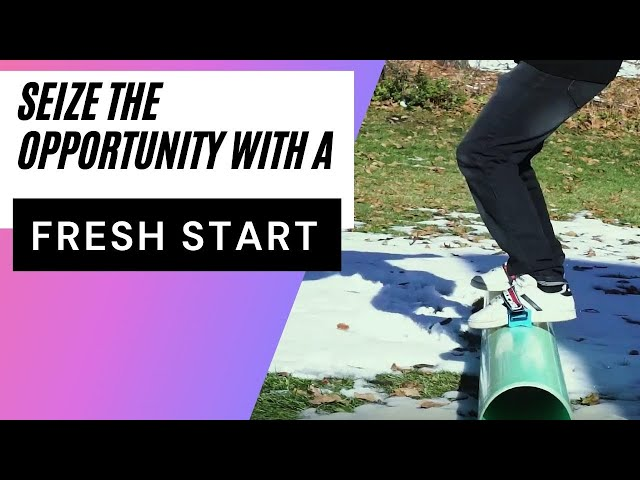 Seize the opportunity with a fresh start – Skidz GrindPlates