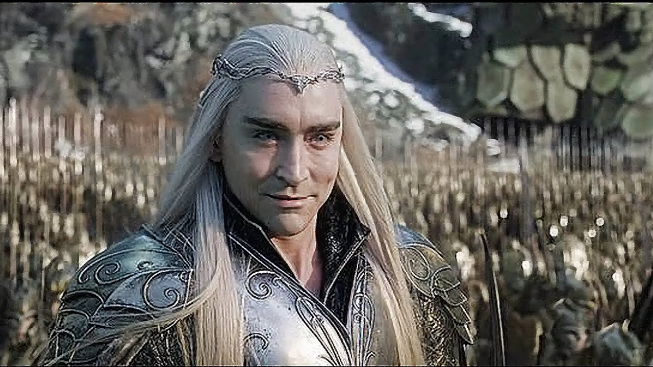 Thranduil In The Lord Of The Rings