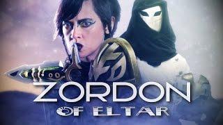 ZORDON OF ELTAR | Power Rangers Reboot Prequel Fan Film
