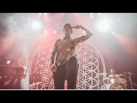 Bring Me The Horizon   And The Snakes Start To Sing Live At 45 Sound