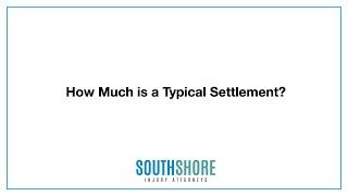 Typical Settlement