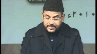 Responsibilities of Ahmadiyya Muslim to calling people to God (Jihad), Urdu Speech, Qadian 2010
