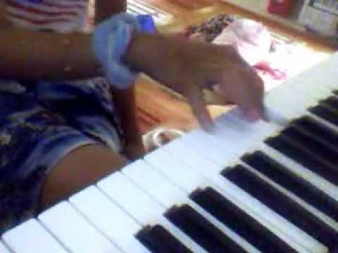 Arina - Laskar Pelangi, (keyboard Cover Version)
