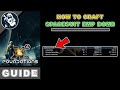 X4 Foundations Tutorial: HTF to Craft Spacesuit EMP Bomb