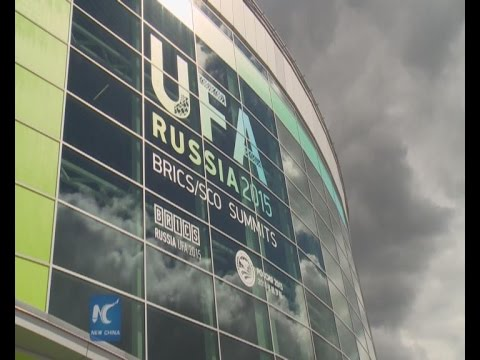 RAW: Russia's Ufa gears up for BRICS/SCO summits