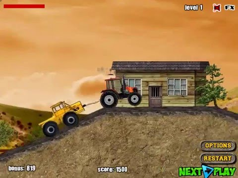 tractor mania youtube