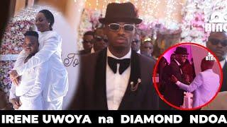 FULL VIDEO Diamond na Irene   Uwoya Walivyoingia KIMAHABA Kwenye NDOA/Harmonize Hajaudhiria/PENZI La
