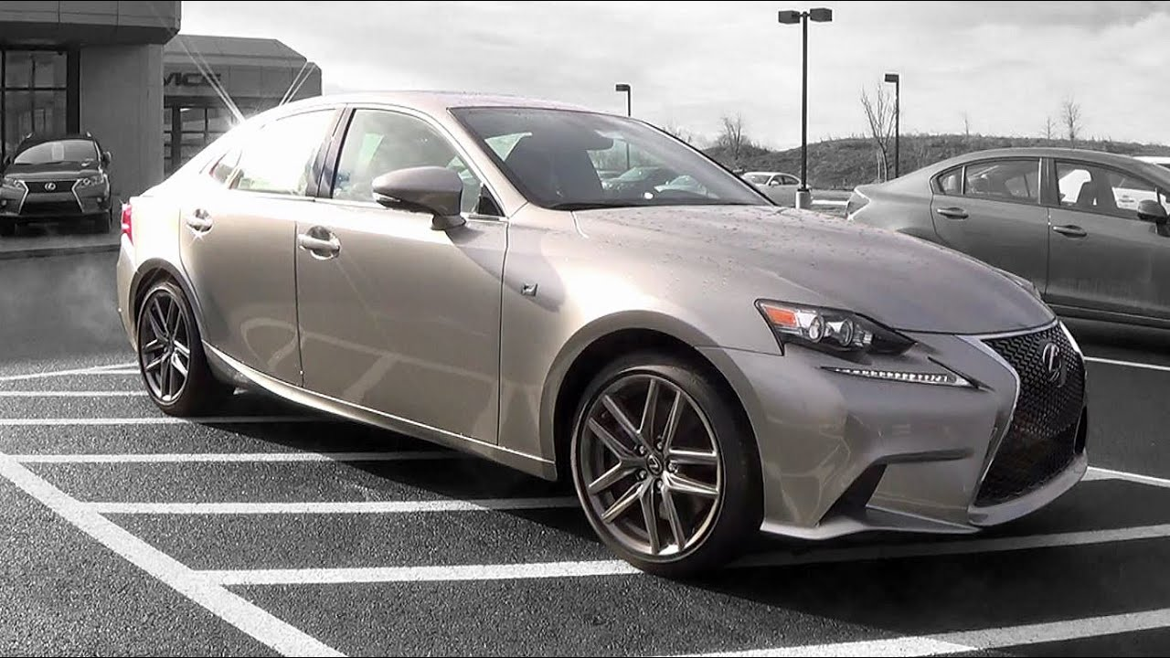 2015 lexus is350 f sport review youtube. Black Bedroom Furniture Sets. Home Design Ideas