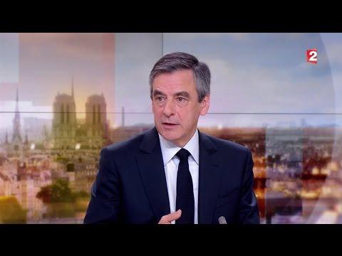 """Je ne retirerai pas ma candidature"" | François Fillon"