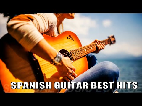 BEST OF SPANISH ROMANTIC GUITAR - MUSIC  RELAXATION SENSUAL