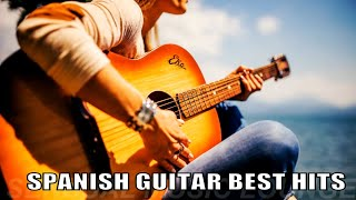 BEST OF SPANISH ROMANTIC GUITAR - MUSIC  RELAXATION SENSUAL BEST HITS mix