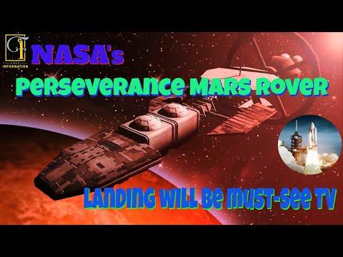 NASA'nın Perseverance Mars rover inişi mutlaka görülmesi gereken bir TV olacak