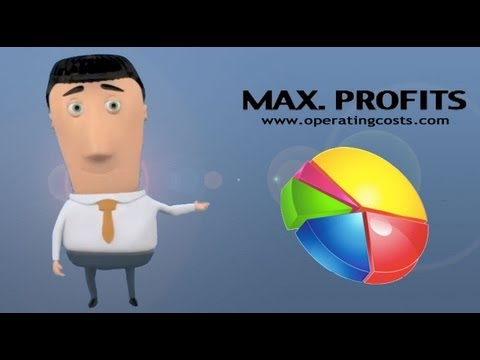 Operating costs Understanding and reducing