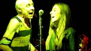 TV Smith & Vom mit Meg & Jez - The Lion & The Lamb live @ HDJ Düsseldorf 21.02.2014