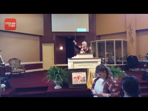 Sister Shara McKee – Ladies Prayer Conference 2018 (Day 2)