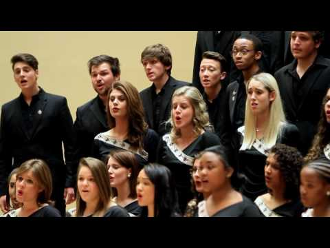 Norwegian Lullaby - Stellenbosch University Choir (Traditional)