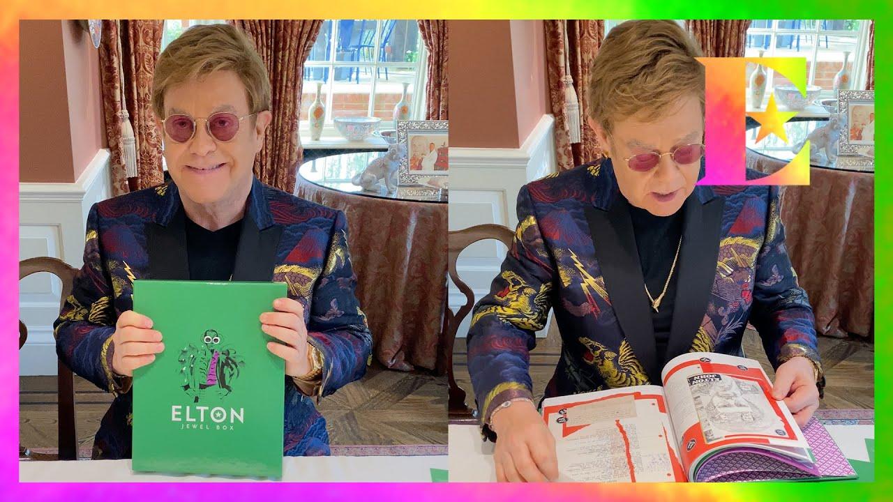 Elton John - Unboxing the Jewel Box