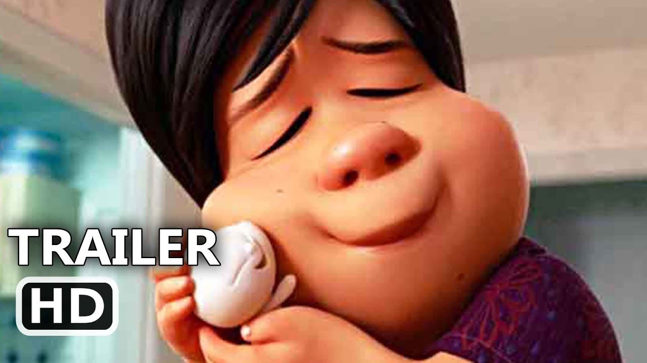 BAO Movie Clip Trailer (2018) Disney Pixar Animated Short Film HD