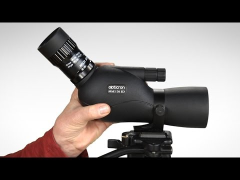 Opticron MM3 GA ED 50 Spotting Scope