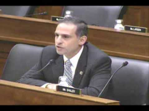 Arcuri Opening Remarks During Transportation Committee Hearing on Clean Water Act