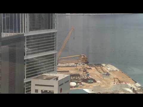 J W Marriott Hotel HK Harbour View Room