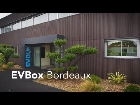 EVBox Bordeaux | shaping the future of DC charging
