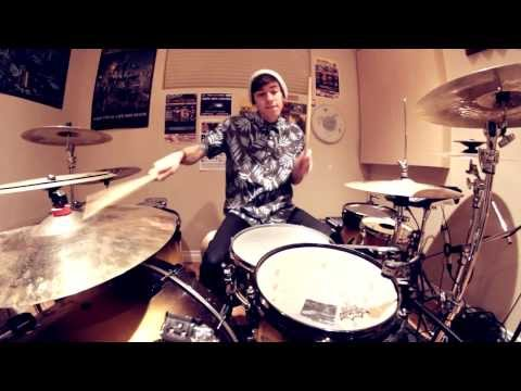 Chris Dimas - The Old Prince Still Lives At Home - Shad - Drum Cover