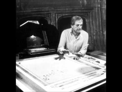 Iannis Xenakis-Palimpsest