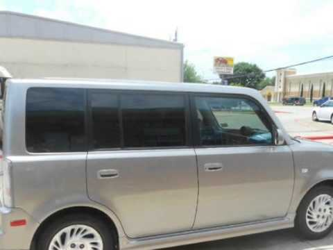 2006 scion xb ez terms buy here pay here dallas plano texas youtube. Black Bedroom Furniture Sets. Home Design Ideas