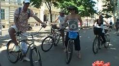 Blue Bike Zagreb city tours by bicycles