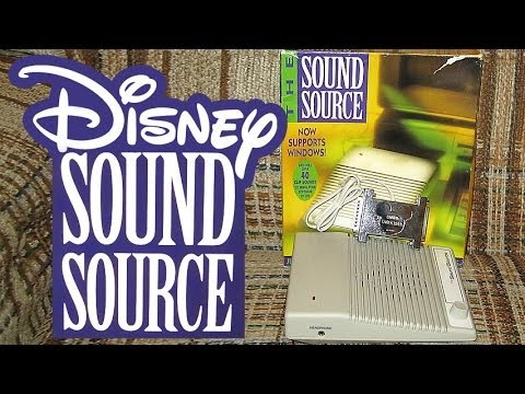 LGR Oddware - Disney Sound Source