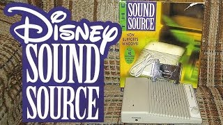LGR - Oddware - Disney Sound Source