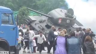 В США посмеялись над разгильдяйством российских военных!