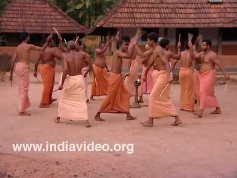 Kolkali, tribal art, Kurumar, dance, Kerala, art, Wayanad, Tribes, folk, adivasi