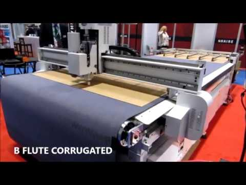 SharpCut PX: Packaging Flatbed Cutter