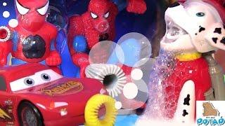 Спайдермен Paw Patrol Щенячий Патруль Новые Серии  Мультики про Машинки  Пузыри #Мультикидлядетей