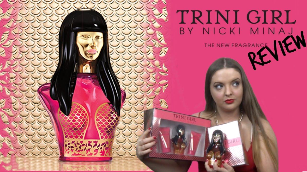 Trini Girl Nicki Minaj Perfume Review + Gift Set | Beauty Jamm ...