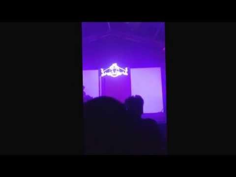 Kelela - A Message [prod. Arca] Live @ Tauron Nowa Muzyka 2014
