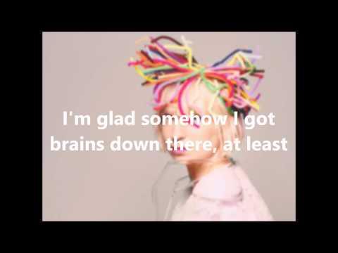 Sia - Little Black Sandals (Lyrics)