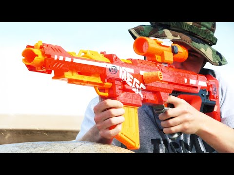 Nerf War: Drone Attack