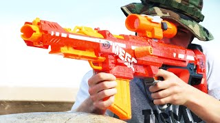 Nerf War: Drone Battle