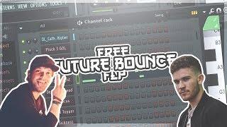 FREE Future Bounce  FLP! (Mike Williams, Jay Eskar & Brooks Style)