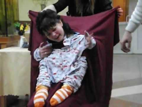 Сценка-поздравление «Малыш и Карлсон на юбилее»