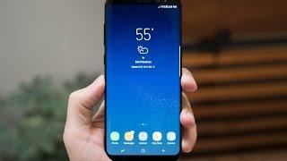 Samsung Galaxy s8 მიმოხილვა