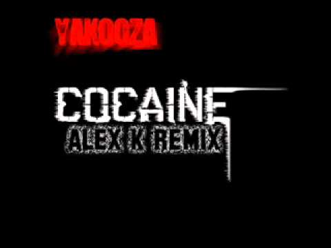 Cocaine - Alex K Remix(240p_H.264-AAC)