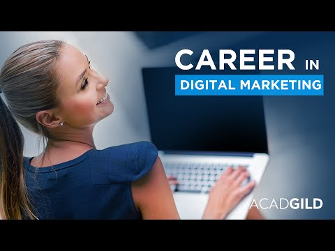 Digital Marketing Career 2017 | Digital Marketing Salaries 2017 | Introduction to Digital Marketing