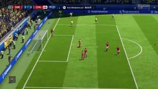 Mecz o III miejsce MŚ KLF: Anglia - Szwecja